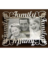 Pewter Family 4x6 Picture Frame by Fetco - $11.95