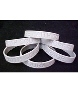 Parkinson's Disease Awareness Bracelet IMPERFECT Lot of 6 New - $5.73
