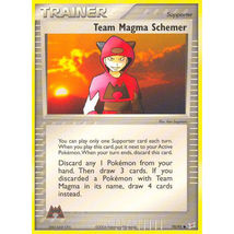 Team Magma Schemer 70/95 Common Team Magma vs Team Aqua - $0.69