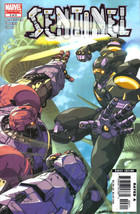 SENTINEL #3 (Marvel, 2006 Series) NM! - $1.00