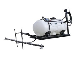 Commercial 40 Gallon Utility Sprayer with 1.8 GPM Shurflo Pump & 10' Boom - $495.87