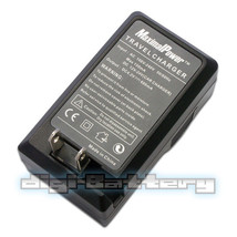 TWO BATTERIES + Charger Pack for Sony NP-F550 NP-F330 NP-F530 NP-F570  2.5Ah image 6