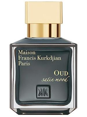 SATIN MOOD by FRANCIS KURKDJIAN 5ml Travel Spray OUD VIOLET VANILLA AOUD Perfume