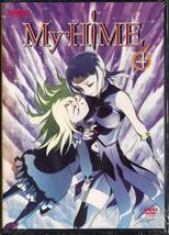 DISCOUNTED: My-HiME Vol. 4 DVD * NEW! * Anime * Bandai - $3.00