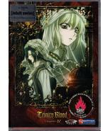 DISCOUNTED: Trinity Blood Vol. 4 DVD * NEW! * Anime - $3.00