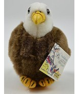 "Wild Republic Audubon Birds Bald Eagle Series One 6"" Tall Plush Stuffed ... - $14.99"