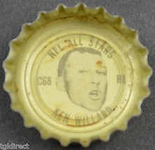 Vintage Coca Cola NFL All Star Coke Bottle Cap San Francisco 49ers Ken W... - $4.99