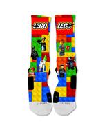 "Nike Elite socks custom Lego  ""Fast Shipping"" - $24.99"