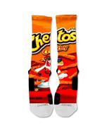 "Nike Elite socks custom Cheetos Crunchy ""Fast Shipping"" - $24.99"