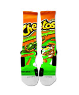 "Nike Elite socks custom Cheetos Jalapeno  ""Fast... - $24.99"