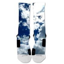 """Nike Elite socks custom Clouds  """"Fast Shipping"""" - $24.99"""