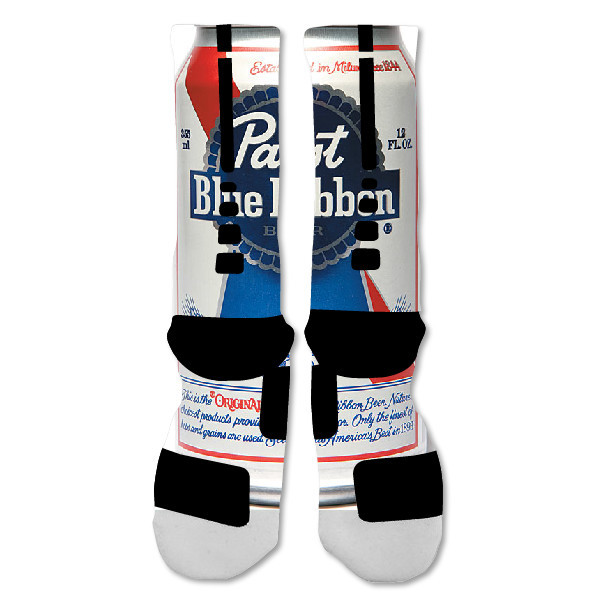 "Nike Elite socks custom PBR  ""Fast Shipping"""
