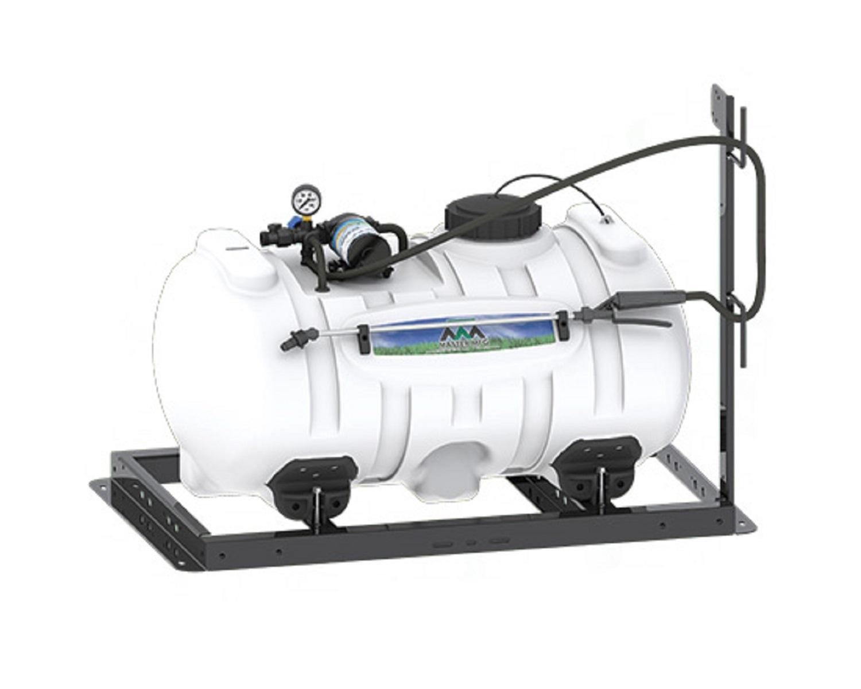 Lawn 60 Gallon Skid Sprayer with 3 GPM Shurflo Pump Master Manufacturing  - $485.89
