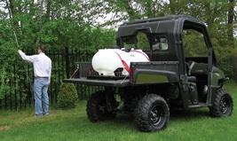 ATV, UTV, Skid Sprayer 60 Gallon with 3 GPM Shurflo Pump - $485.96