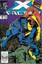 X-Factor Comic Book #46 Marvel Comics 1989 VERY FINE - $2.25