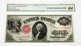 Plein De 2 Consécutives Série Numéro 1917 États-unis Billets Ch Hors-Cir... - $989.98