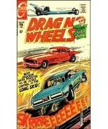 Drag 'N Wheels Comic Book Cover Art Magnet #2 - $4.99