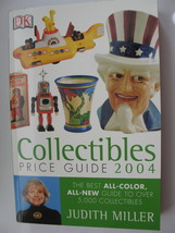 Collectibles Price Guide 2004 by Judith Miller Paperback Like New Full C... - $12.73