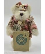 Boyds Bears & Friends Collection Laurel S. Berrijam Collectible Plush Te... - $14.99