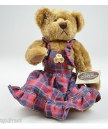 """Ganz Cottage Collectibles Becky Plush Teddy Bear 10.5"""" Tall Decorative Tags - $14.99"""