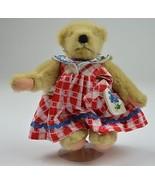 "North American Bear Co. Muffy Vanderbear Collectible Plush Teddy 7.5"" Tall - $14.99"