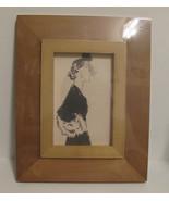 Milano Tabletop Single Photo Wood Frame Light Grain 4''x4'', 4''x6'' - $19.55