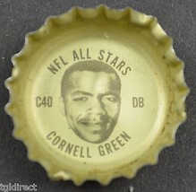 Coca Cola NFL All Stars King Size Coke Bottle Cap Dallas Cowboys Cornell... - $6.99