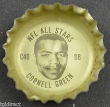 Coca Cola NFL All Stars King Size Coke Bottle Cap Dallas Cowboys Cornell Green - $6.99