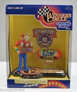 Winner's Circle 50Th Anniversary 1995 Jeff Gordon Starting Lineup Figure... - $19.99