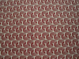 Red and White Novelty Fabric-Choice Fabrics-BTY-Special Pricing-Rippling Ribbons - $7.95