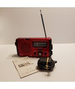 American Red Cross ETON FR400 Emergency Radio Receiver - $40.00
