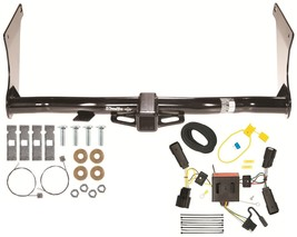 13 15 Ford Escape Trailer Hitch W/ Wiring Kit ~ Does Not Fit S Model ~ Class Iii - $138.59