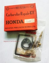 Honda CA175 CD175 Carburetor Repair Kit Nos - $39.99