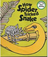 HOW SPIDER TRICKED SNAKE-Jamaican Folk Tale;Anansi Spider;Real READER,Le... - $19.99