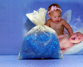 Baby Powder Aroma Bead Sachets (Set of 2) - $6.00
