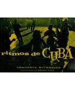 RITMOS  DE  CUBA  * ORCHESTRA RIVERSIDE & TITO GOMEZ *  LP - $2.49
