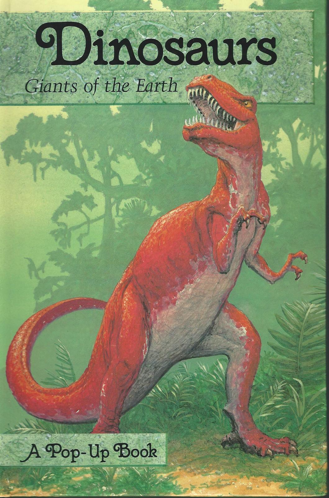 Dinosaurs giants of the earth 001
