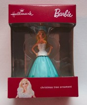BARBIE HALLMARK CHRISTMAS HOLIDAY ORNAMENT NEW - $14.85
