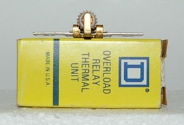 Square D B40 Overload Relay Thermal Unit USA Made New - $19.98