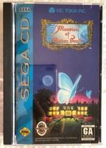 ☆ Mansion of Hidden Souls (Sega CD 1993) NEAR Complete in Case Game Work... - $25.00