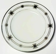 "Haviland Limoges Cabochon Platinum Bread & Butter Plate, 6 3/8"" D - $24.73"