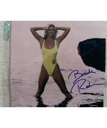 "Brandi Roderick Signed 8"" X 10"" Photo In Swim suit Hot - $36.50"