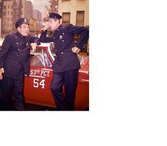 Car 54 Fred Gwynne Vintage 8X10 Color TV Memorabililia Photo - $6.99