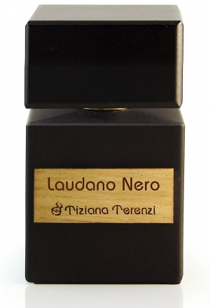 LAUDANO NERO by TIZIANA TERENZI 5ml Travel Spray PARFUM COGNAC CAMPHOR CEDAR