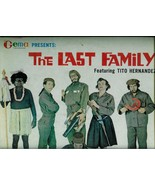 THE  LAST  FAMILY  FEATURING  * TITO HERNANDEZ *  CUBAN COMEDY IN ENGLIS... - $3.00
