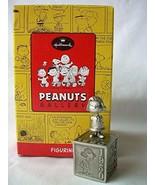 Hallmark Peanuts Gallery Five Decades of Lucy Pewter Figurine - $9.86