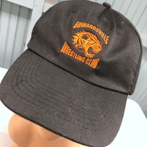 Edwardsville Wrestling Club Illinois Adjustable Baseball Cap Hat - $12.83