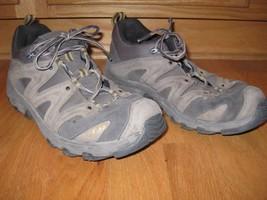 Salomon hiking trail shoes, men size 10.5 - $26.74