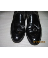 Classics by Footjoy Mens  Leather Tassel Loafers Shoes size 10.5B - $55.00