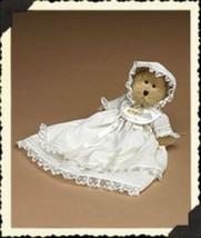 "Boyds Bear ""Christa B. Blessing""  #903071""- 8"" Plush Bear- NWT- 2004- Retired - $24.99"
